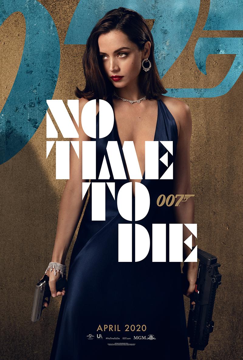 """Bond Girl phim """"No time to die"""" đeo trang sức Chopard tiền tỷ ..."""