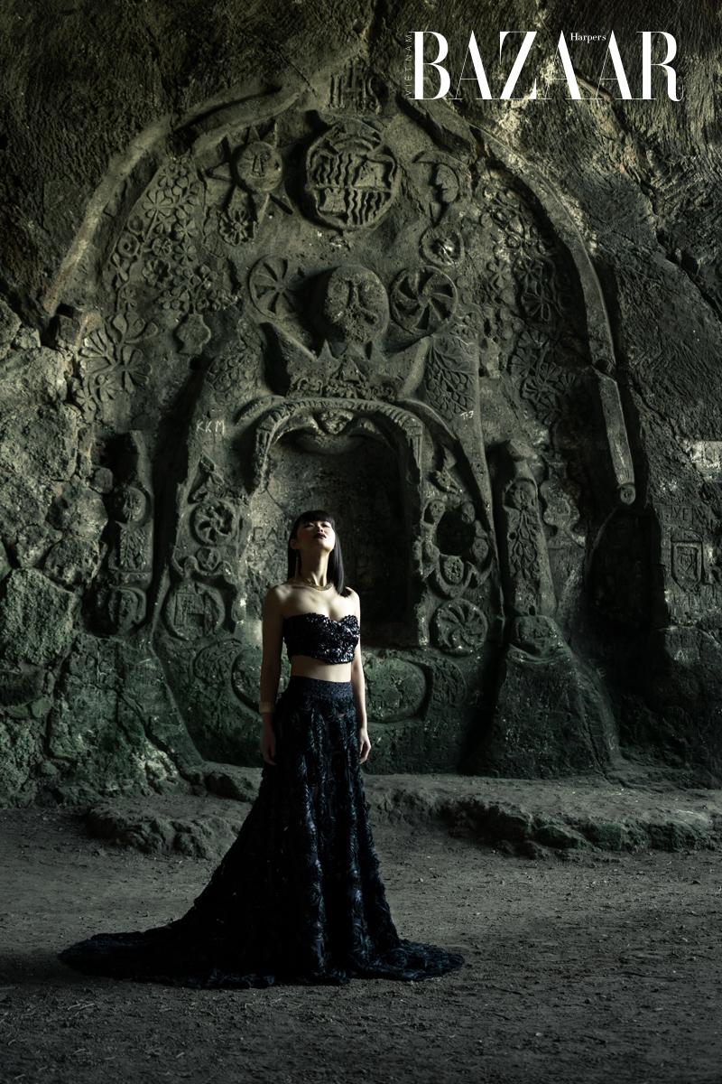 Tình đen bạc và cách phối đồ theo phong cách Goth 03