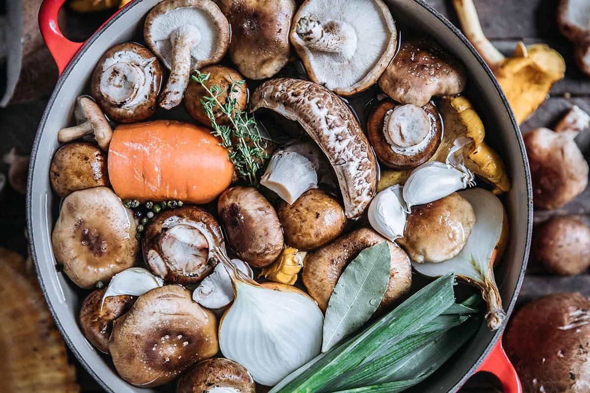 Bí quyết ăn kiêng của Dương Mịch | 3 công thức nấu súp ít calorie 3
