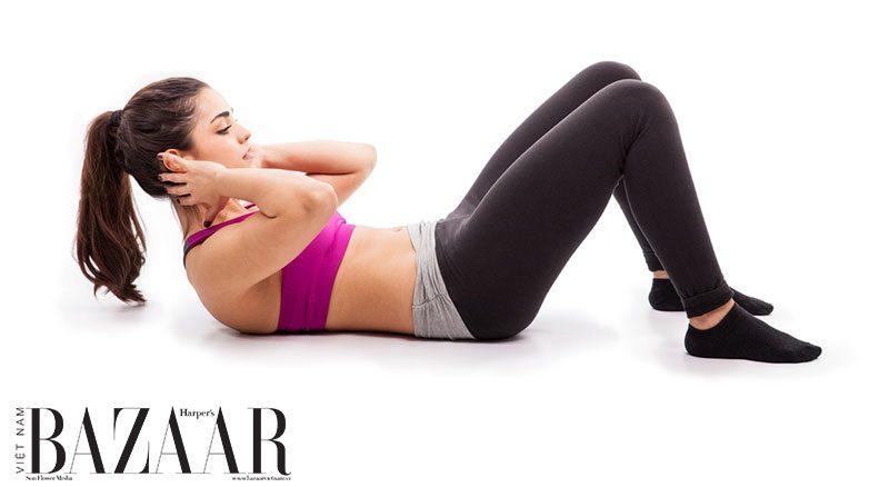 Crunch và Sit Up, bài tập nào hiệu quả hơn để có cơ bụng phẳng lì? 2