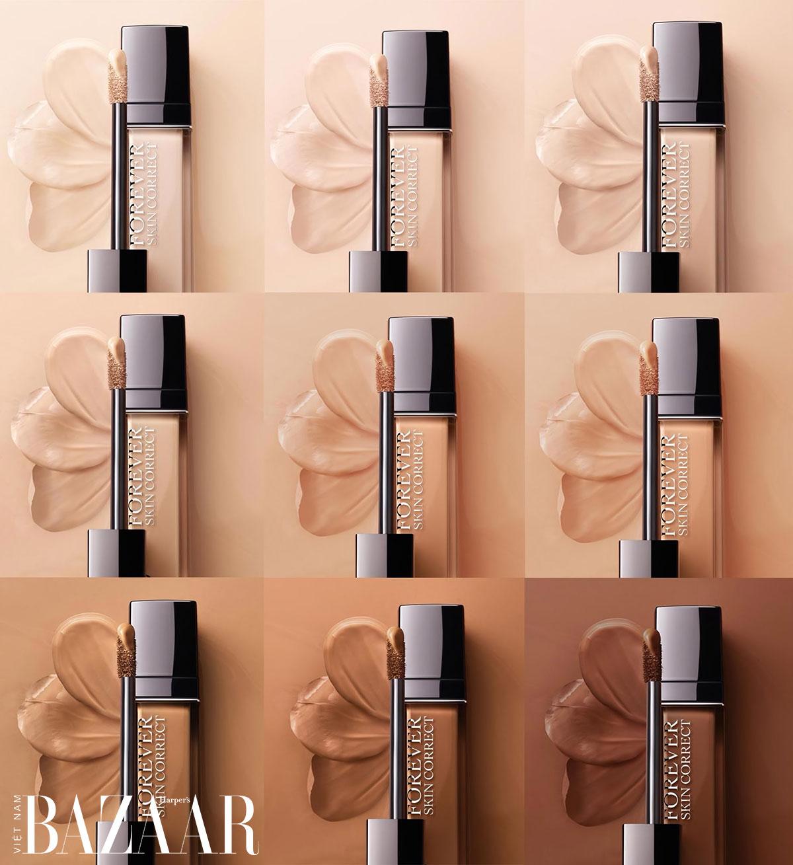 Dior ra mắt kem che khuyết điểm Forever Skin Correct có khả năng dưỡng da 4