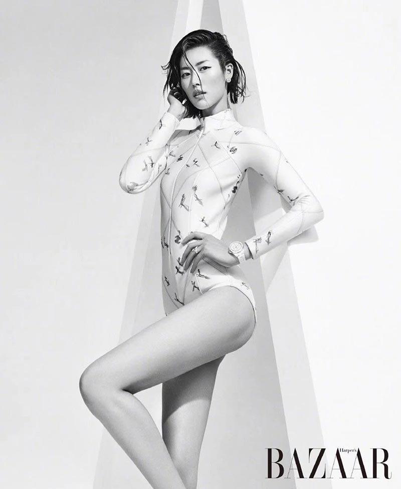 Cách tạo kiểu tóc ướt như Châu Bùi, Địch Lệ Nhiệt Ba, Kendall Jenner 4