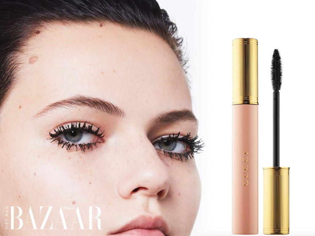 mascara - dụng cụ trang điểm cơ bản