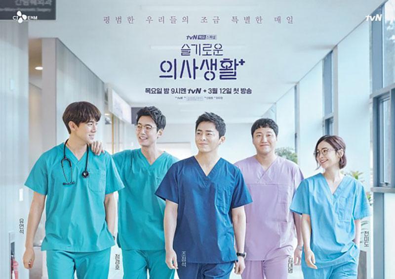 Những bác sĩ tài hoa– Hospital playlist (2020)