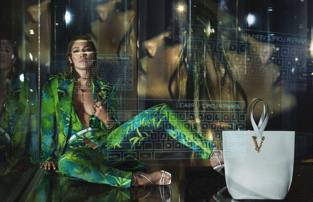 Màu xanh lá trong lịch sử thời trang, nghệ thuật và tâm lý học 5