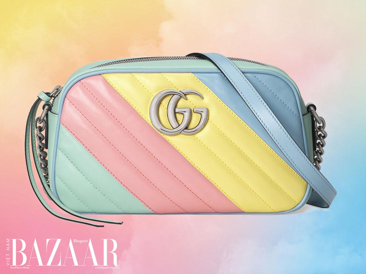 Có nên đầu tư mua túi Gucci GG Marmont? | Review 1