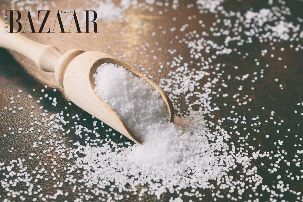 Giảm lượng muối và đường
