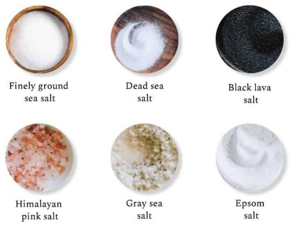 Trắc nghiệm: Dùng muối tắm như thế nào để phù hợp cho da bạn? 2