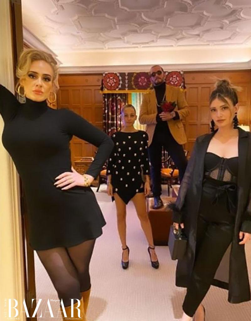Cách giảm cân đến 45kg như ca sỹ Adele 1