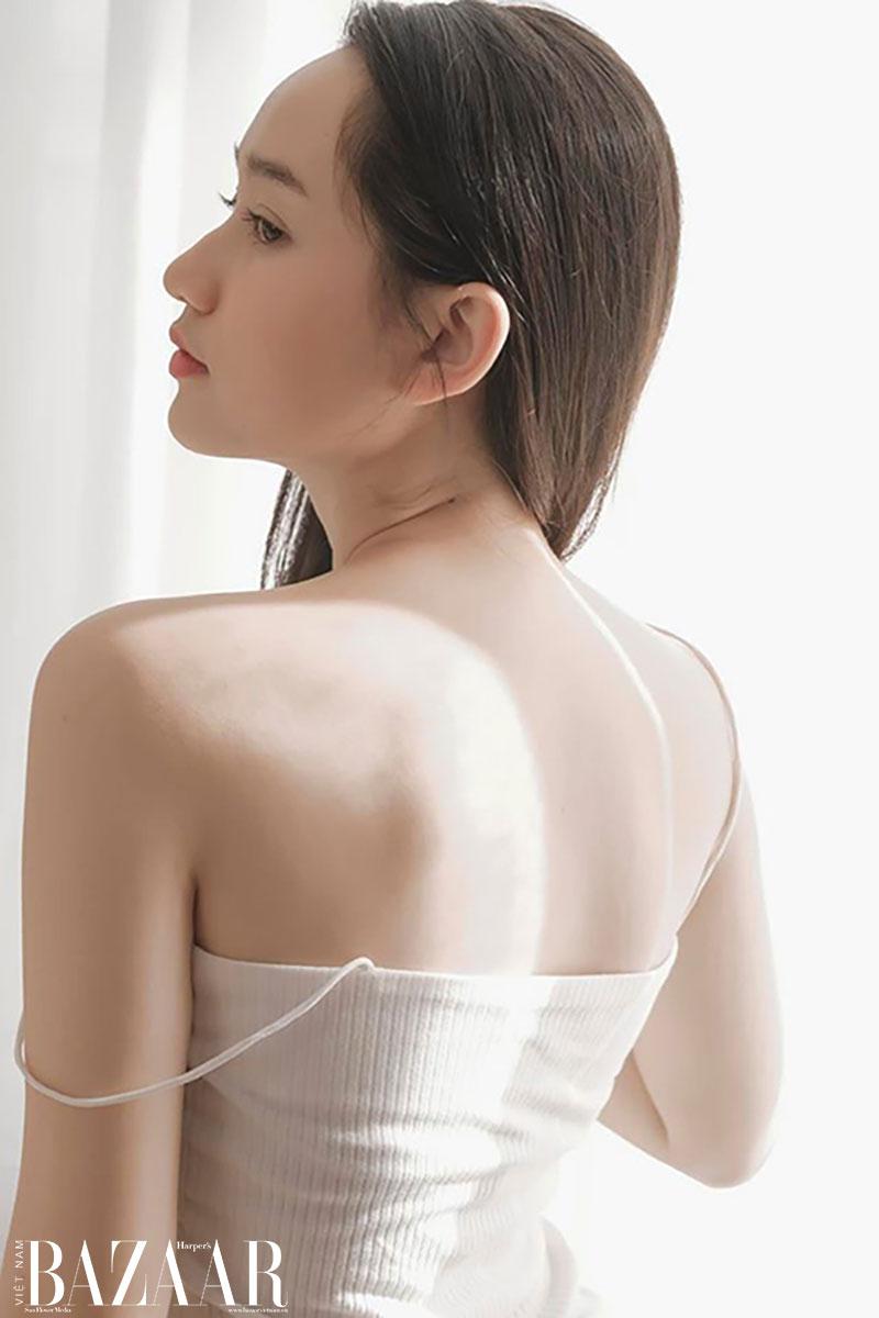 3 bước để trị mụn lưng, mông và đùi hiệu quả