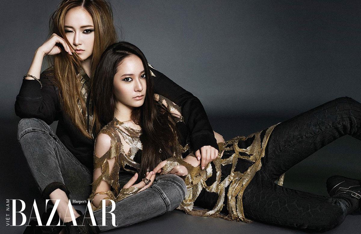 Jessica Jung: Dưỡng da cũng như một cách thiền định 2