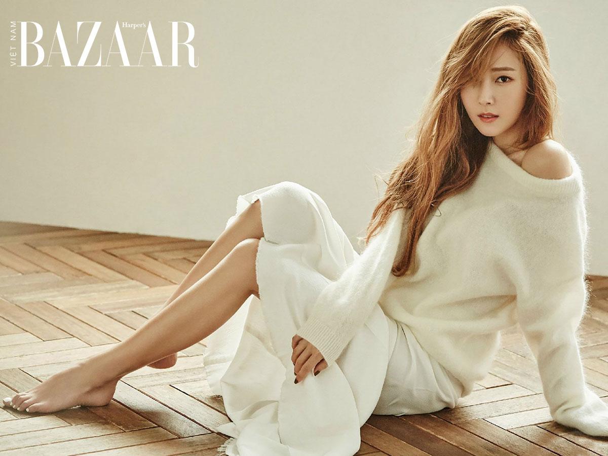 Jessica Jung: Dưỡng da cũng như một cách thiền định 6