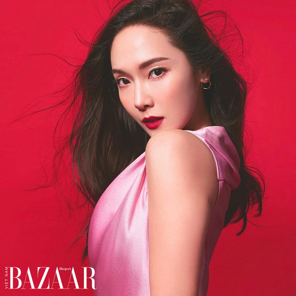 Jessica Jung: Dưỡng da cũng như một cách thiền định 1