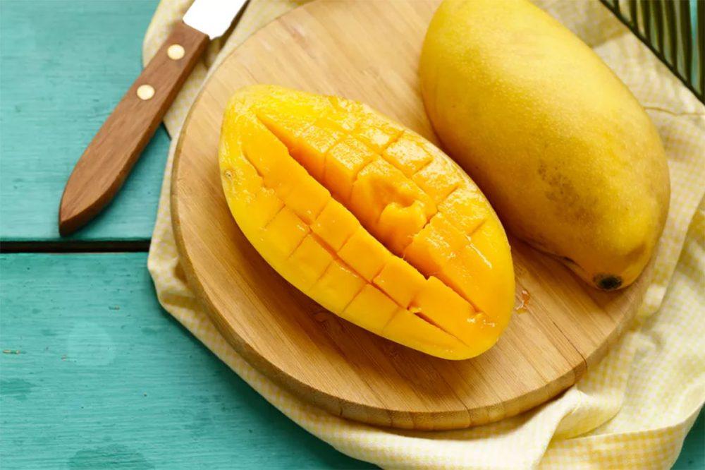 xoài, loại trái cây ăn đẹp da