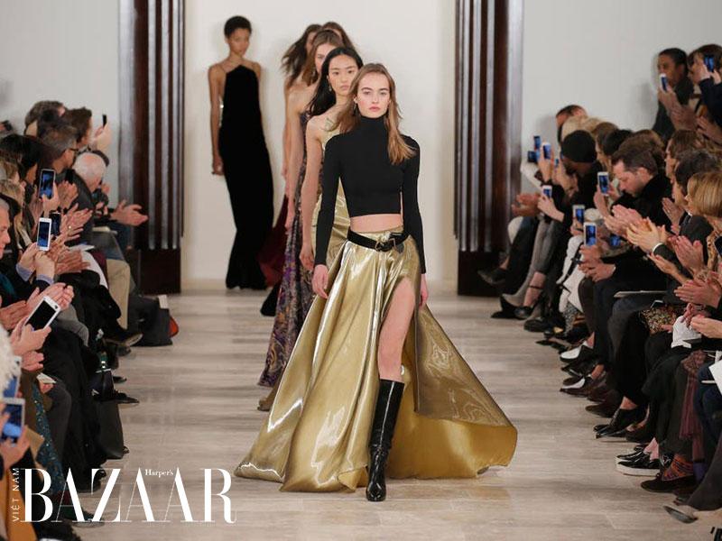 Tuần lễ thời trang Xuân Hè 2021 tại New York và London chuyển lên diễn online