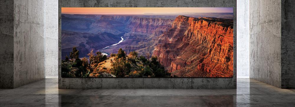 Màn hình Samsung The Wall giá 9 tỷ đồng