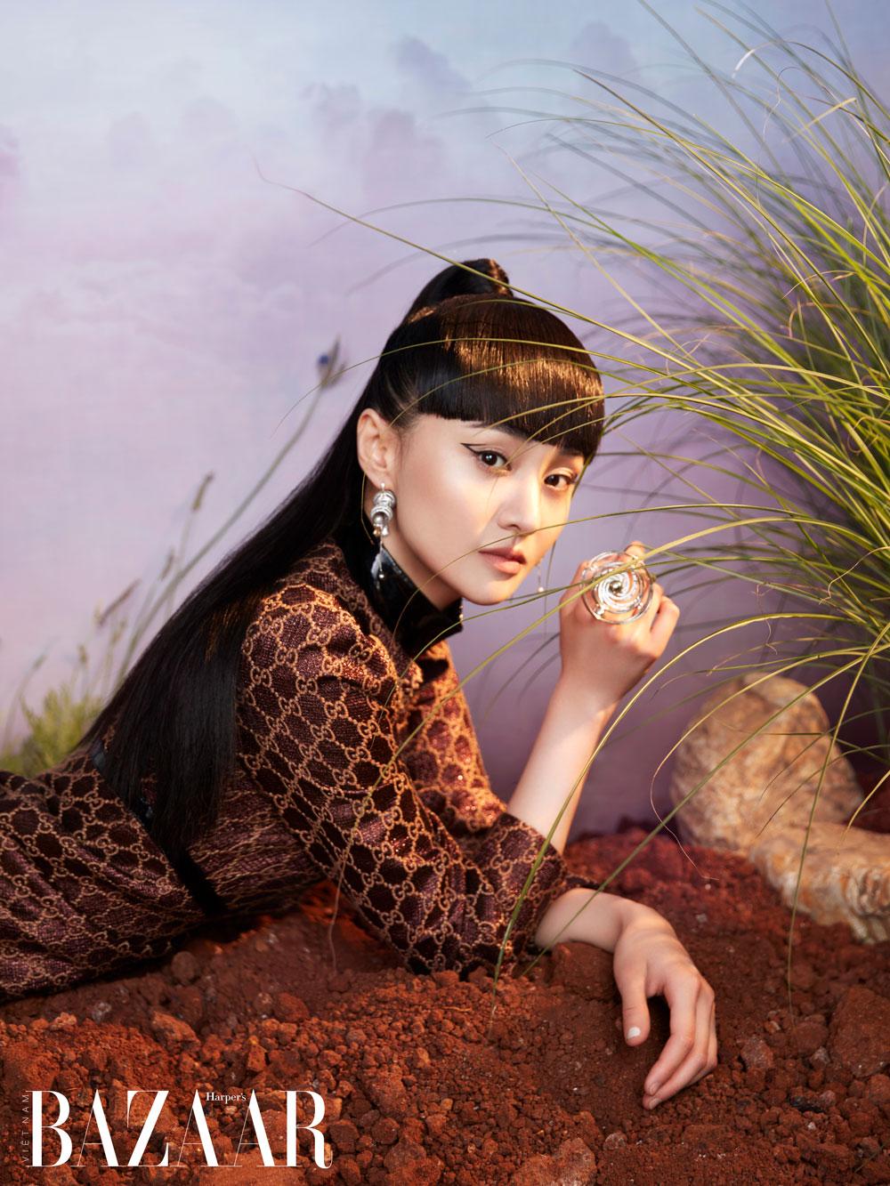 Nữ thần thanh xuân Trịnh Sảng 2