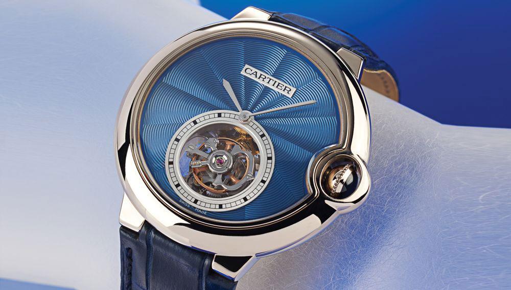Đồng hồ tourbillon của Cartier, Ballon Bleu de Cartier