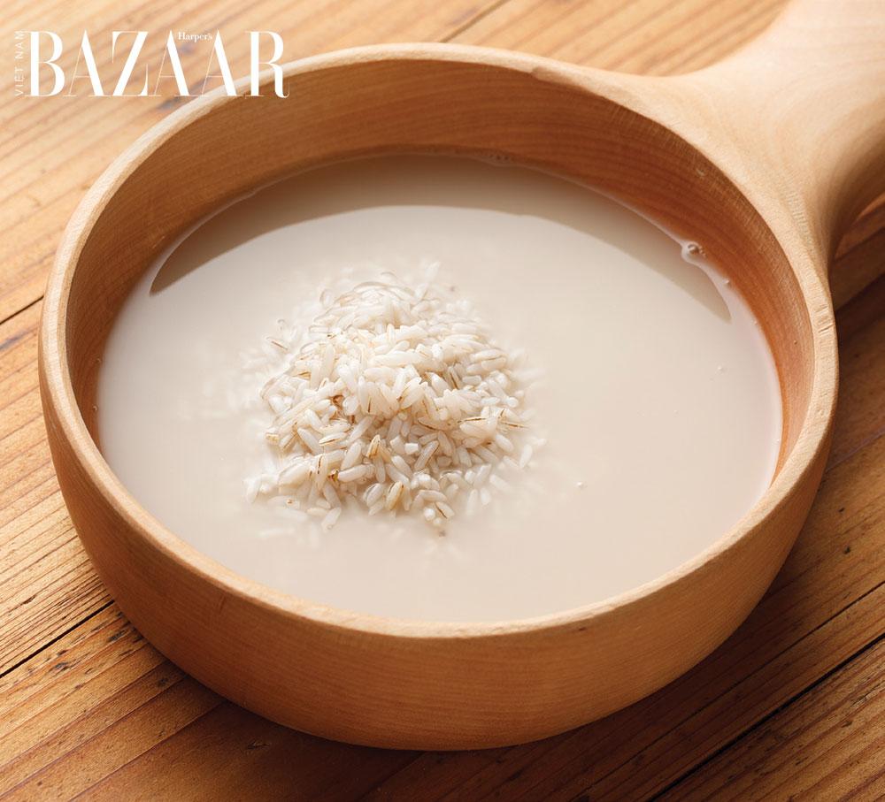 nước vo gạo có tác dụng gì?