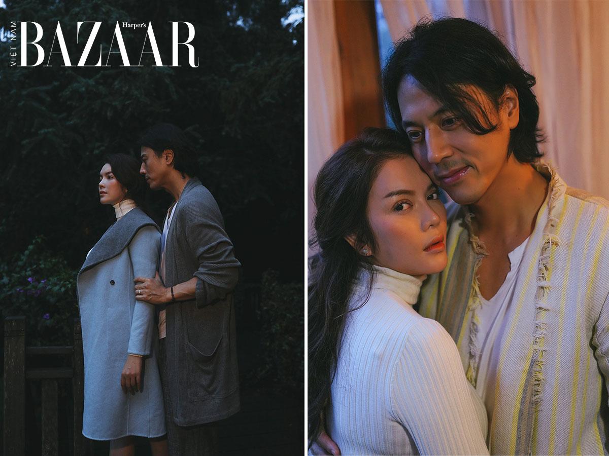 Lý Nhã Kỳ tái xuất với phim Bí mật thiên đường | Harper's Bazaar