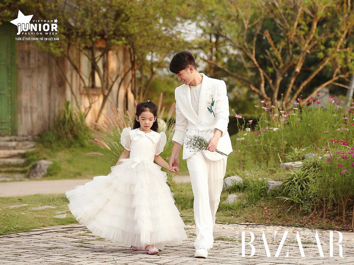 Nguyễn Minh Công tổ chức show thời trang riêng đầu tay The Princess