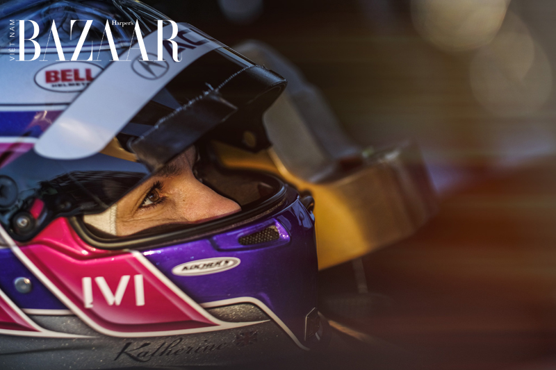 Tuyển thủ toàn nữ của Richard Mille tại 24 Hours of Le Mans