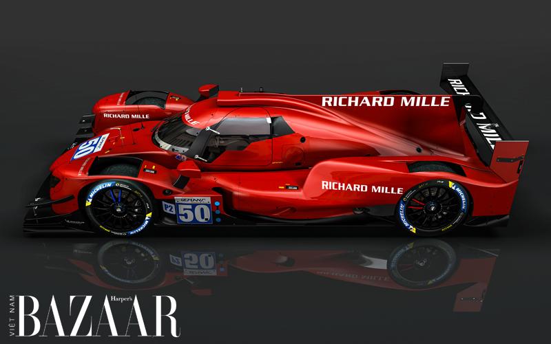 Mẫu xe đua của Richard Mille tại 24 Hours of Le Mans