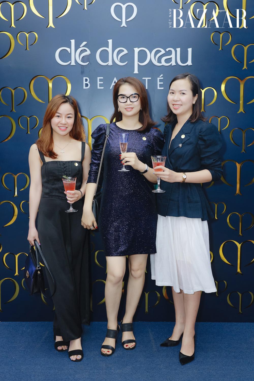 Khai trương boutique Clé de Peau Beauté tại Vincom Đồng Khởi 11