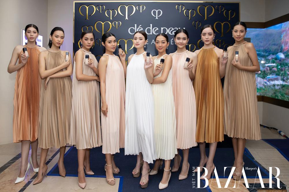 Khai trương boutique Clé de Peau Beauté tại Vincom Đồng Khởi 7