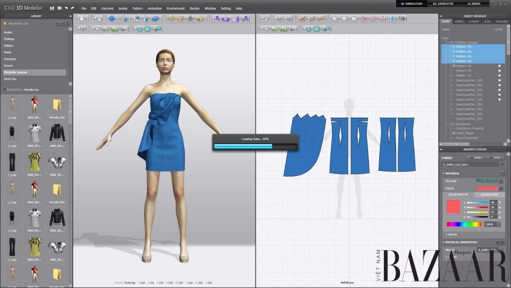 Nicky Vũ chia sẻ xu hướng thời trang: Quần áo ảo