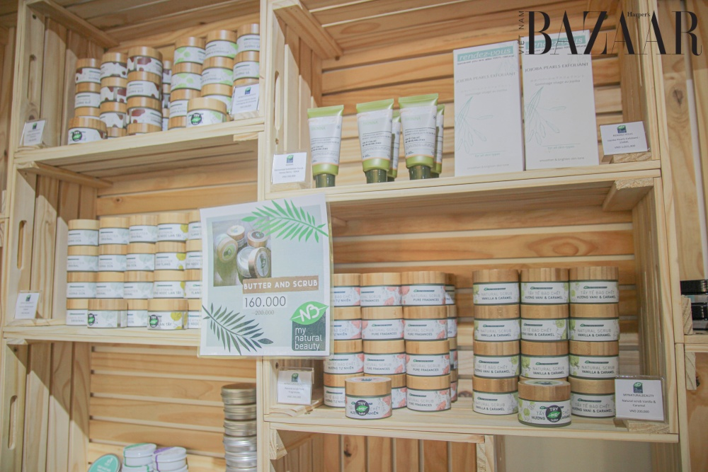 Cửa hàng My Natural Beauty, nơi shopping mỹ phẩm thiên nhiên đáng tin 2
