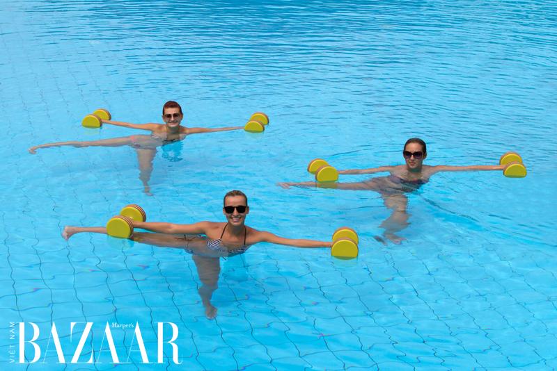 Môn thể thao dưới nước