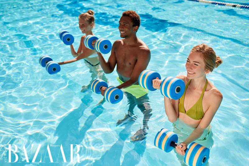 Môn thể thao dưới nước: Aquagym