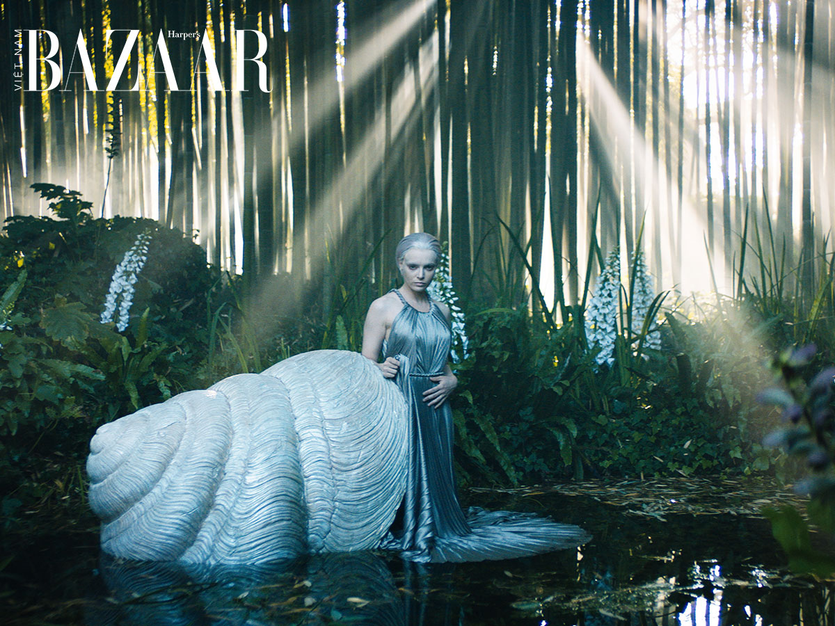 phim ngắn Christian Dior Haute Couture Thu Đông 2020