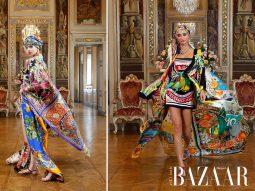 Alta Moda 2020: Giải pháp đột phá của Dolce & Gabbana