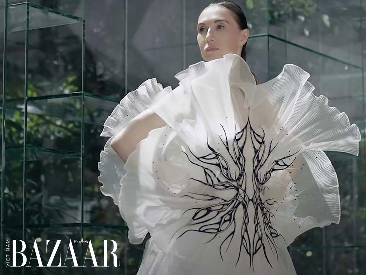 Iris Van Herpen Haute Couture Thu Đông 2020