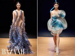 Iris Van Herpen Haute Couture Xuân 2020: Chuyển động của thiên nhiên