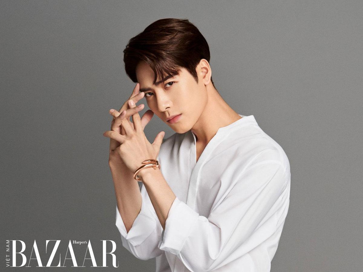 Con đường trở thành ngôi sao khó tin của Jackson Wang (Vương Gia Nhĩ)