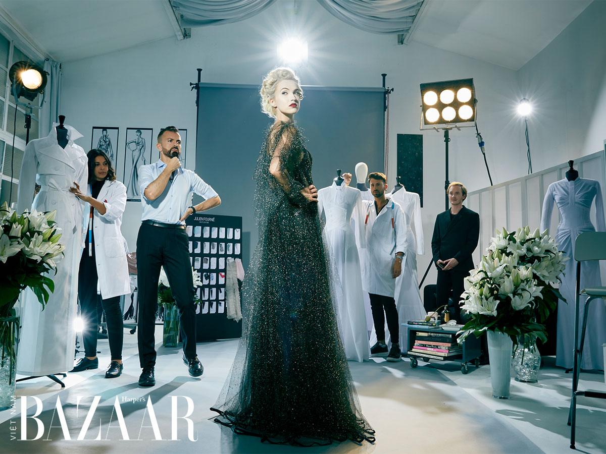 julien fournié Haute Couture Thu Đông 2020