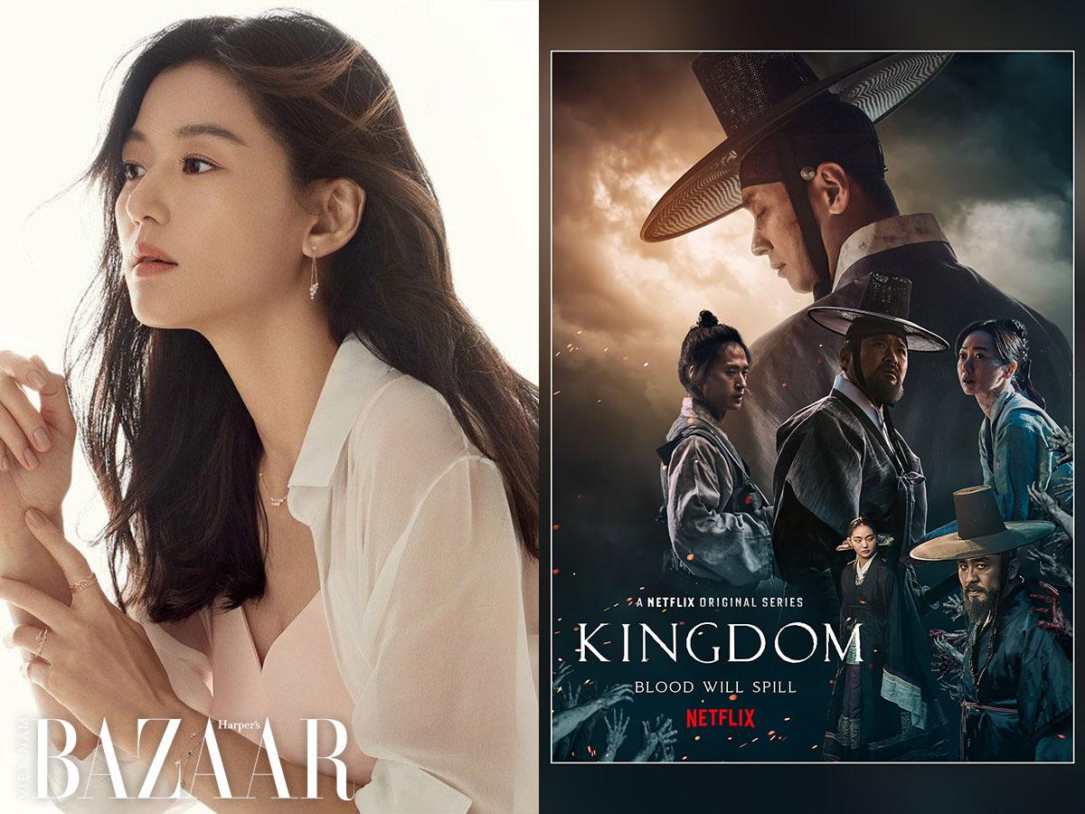 Liệu Jun Ji Hyun có thể là nữ chính cho Vương triều xác sống 3? Netflix đứng ra đính chính thông tin.
