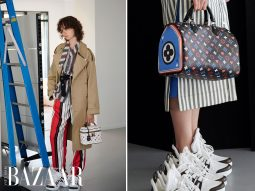 Louis Vuitton Cruise 2021: Game On!