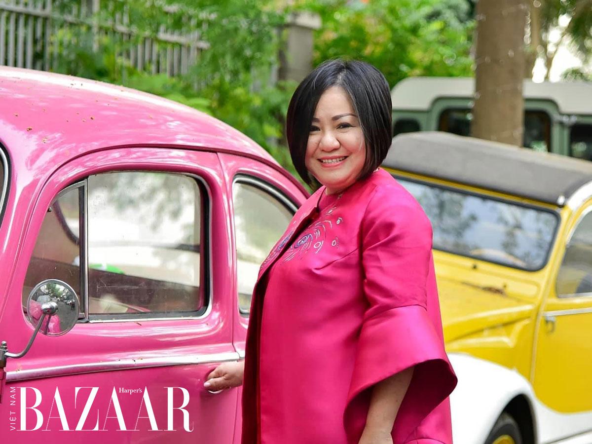 Chân dung CEO Trang Lê