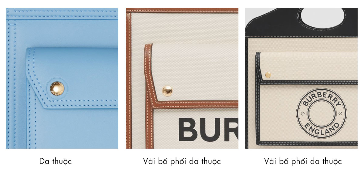 Vì sao túi xách Pocket Bag là It Bag mới của Burberry 6