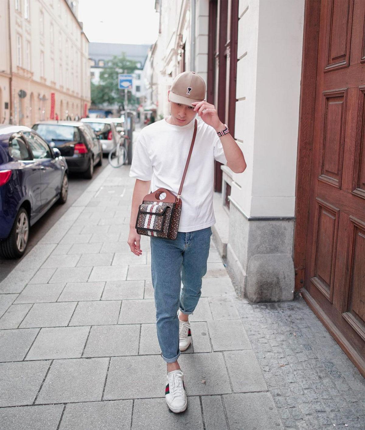 Vì sao túi xách Pocket Bag là It Bag mới của Burberry 9