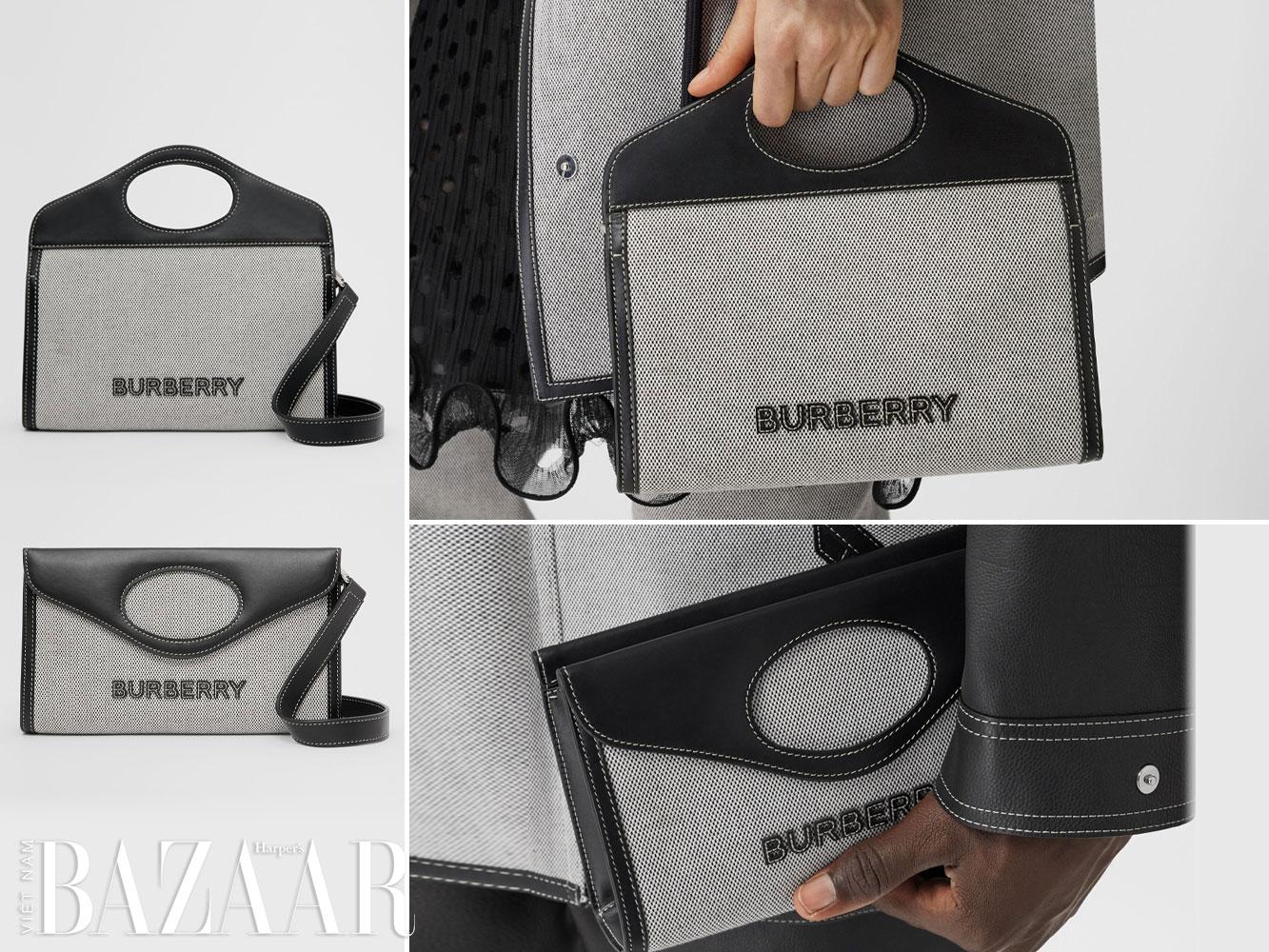 Vì sao túi xách Pocket Bag là It Bag mới của Burberry 5