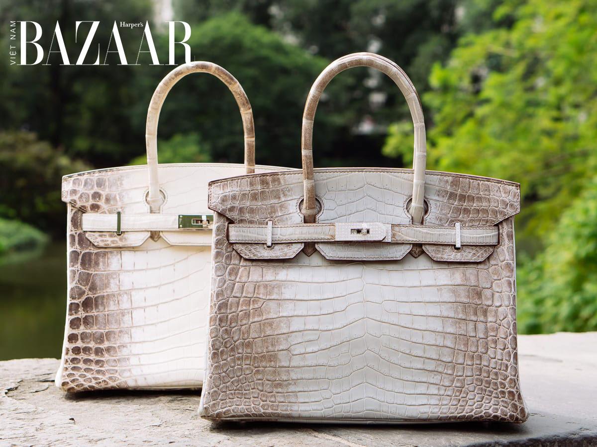 Băng nhóm làm túi xách Hermès giả hầu toà tại Paris