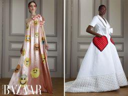 Viktor & Rolf Haute Couture Thu Đông 2020: Lạc quan giữa mùa tăm tối