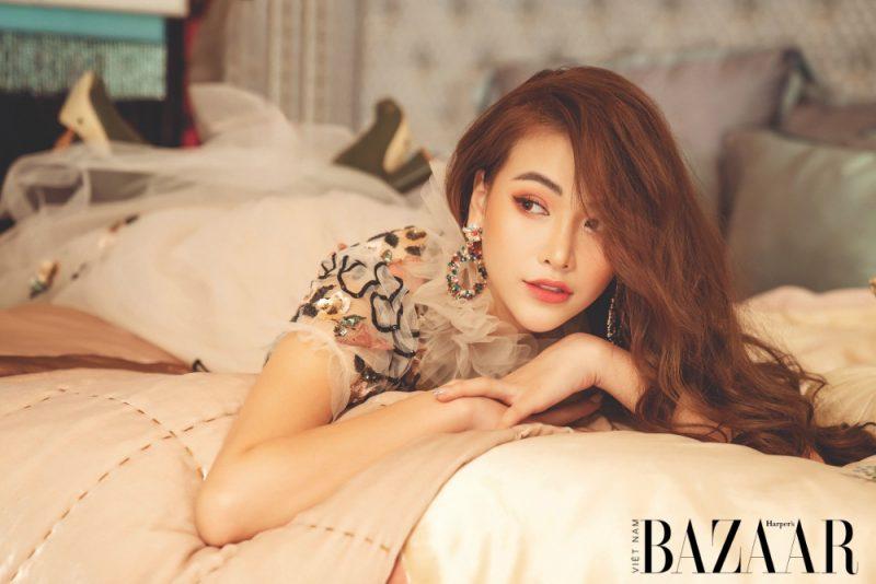 Bí quyết làm đẹp của Phương Khánh