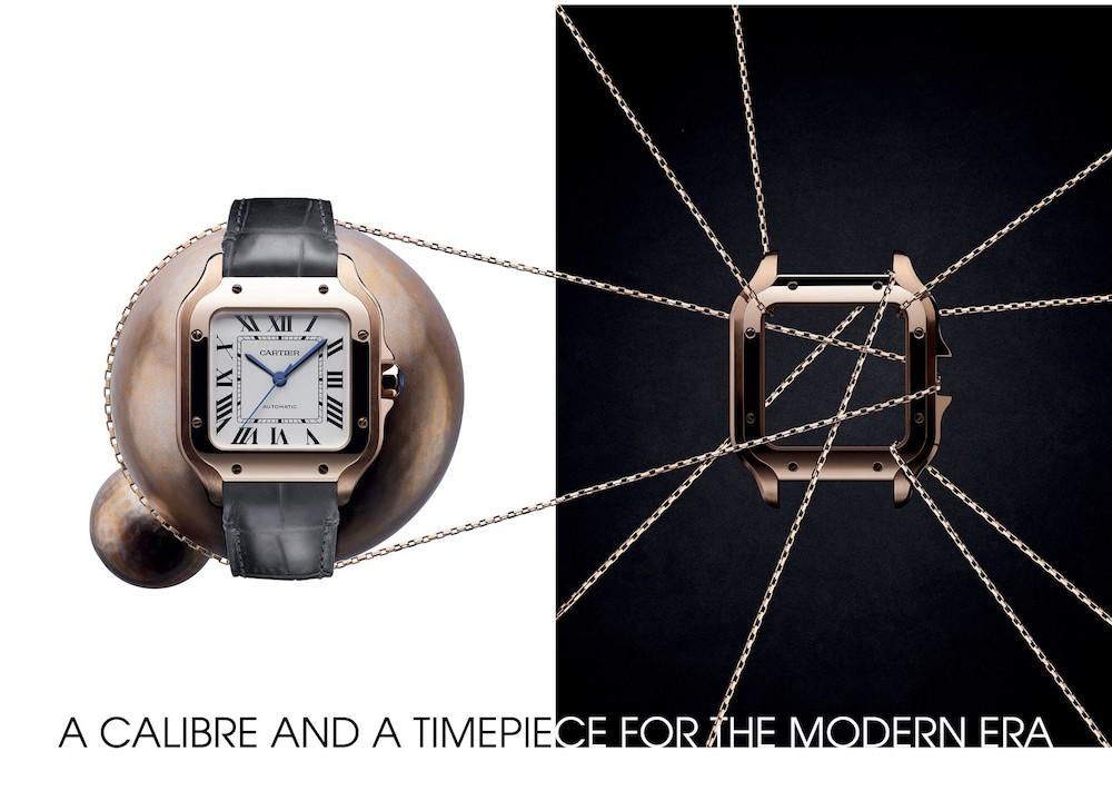 Vì sao đồng hồ Santos de Cartier là chiếc đồng hồ xa xỉ nhất thế giới?