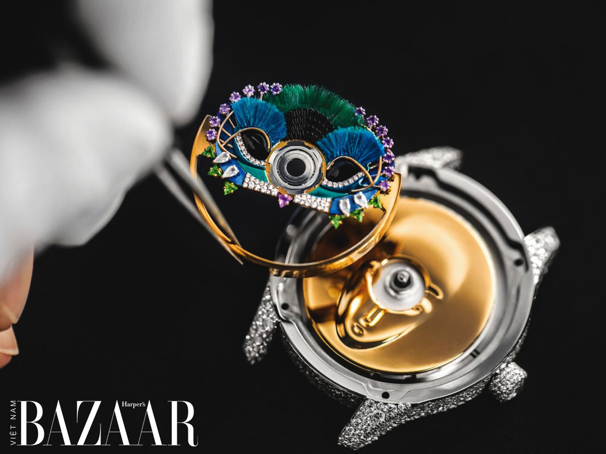 Đồng hồ Dior Grand Bal Masqué